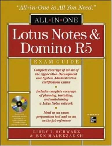 9780071350907: Lotus Notes 5 All-in-one Certification Exam Guide
