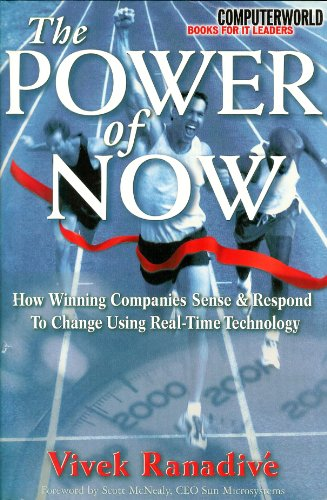 9780071351072: Power of Now: How Winning Companies Sense and Respond to Change in Real Time (Enterprise Computing)