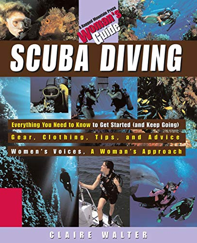 9780071351386: Scuba Diving: A Ragged Mountain Press Woman's Guide