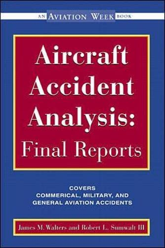 9780071351492: Aircraft Accident Analysis: Final Reports