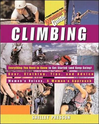 9780071351515: Climbing: A Woman's Guide