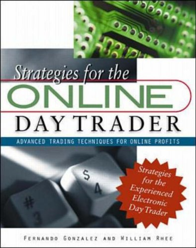 9780071351539: Strategies for the On-line Day Trader: Advanced Trading Techniques for On-line Profits
