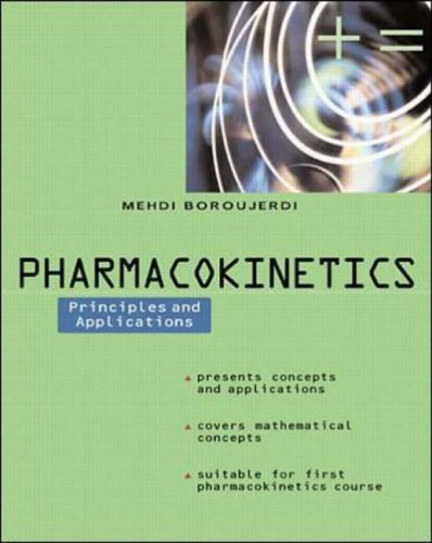 9780071351645: Pharmacokinetics: Principles and Applications