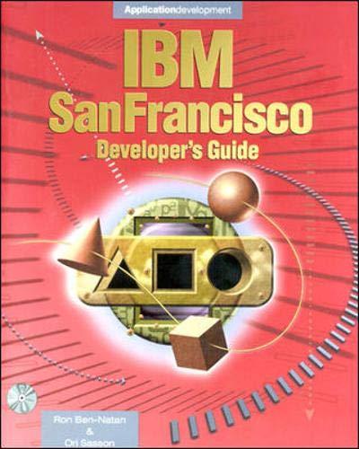 9780071351775: IBM San Francisco Developer's Guide