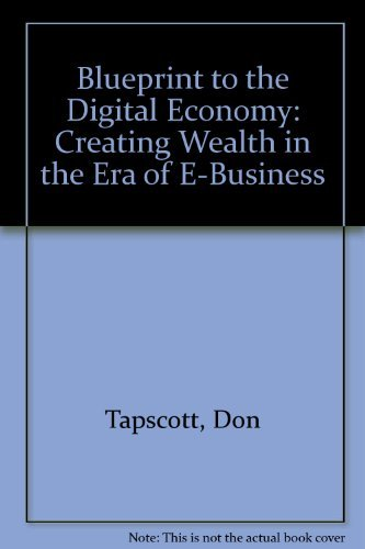 Alex lowy used books rare books and new books bookfinder blueprint to the digital economy creating wealth in the era of e business malvernweather Choice Image