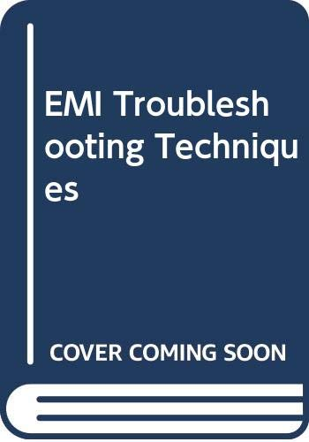 9780071352246: Emi Troubleshooting Techniques (Workbench circuit solutions)