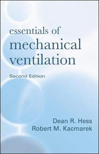 9780071352291: Essentials of Mechanical Ventilation, Second Edition