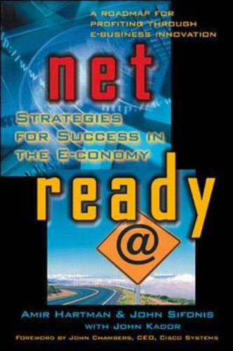 9780071352420: Net Ready: CISCO System's New Rules for Success in the E-conomy