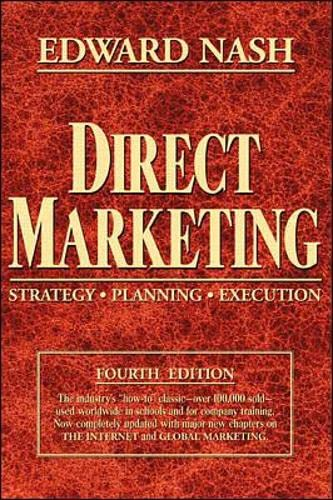 9780071352871: Direct Marketing: Strategy, Planning, Execution