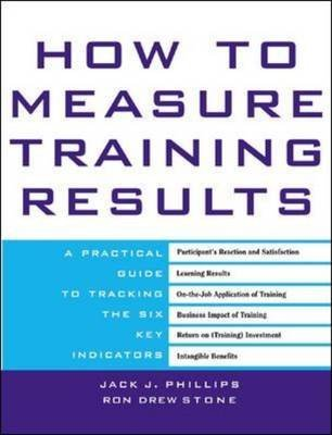 9780071352956: How to Measure Training Results