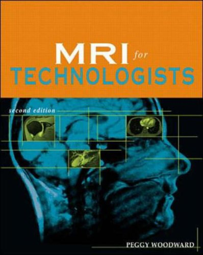 9780071353182: MRI for Technologists, Second Edition