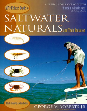 9780071353250: A Fly-Fisher's Guide to to Saltwater Naturals and Their Imitation
