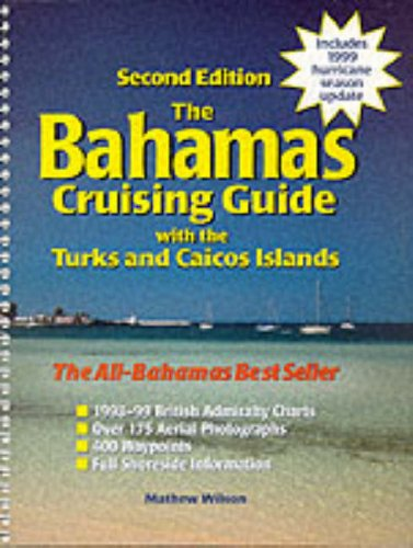 9780071353274: Bahamas Cruising Guide (The): With the Turks and Caicos Islands, 2nd Edition