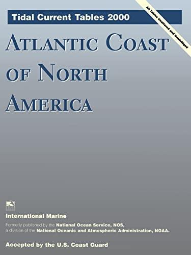 9780071353311: Atlantic Coast of North America (Tidal Current Tables: Atlantic Coast of North America)