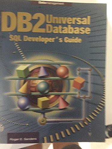 9780071353878: DB2 Universal Database SQL Developer's Guide
