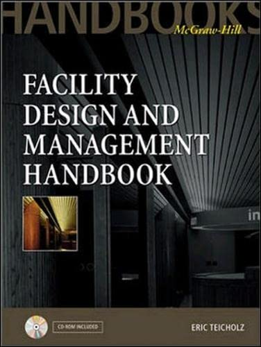 9780071353946: Facility Design and Management Handbook