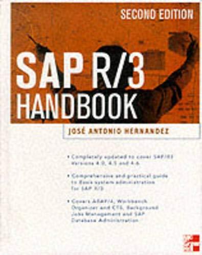 9780071354134: SAP R/3 Administrator's Handbook