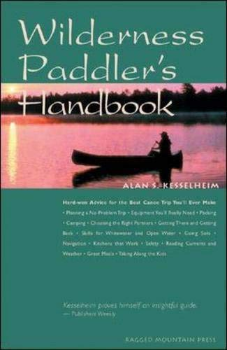 9780071354189: The Wilderness Paddler's Handbook