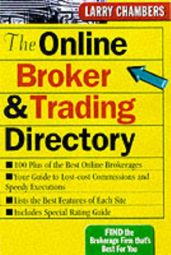 9780071354257: The Online Broker and Trading Directory