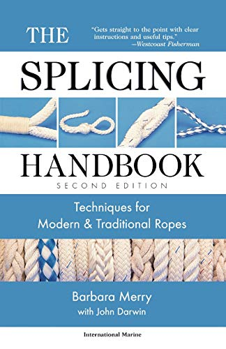 9780071354387: The Splicing Handbook: Techniques for Modern and Traditional Ropes: Techniques for Modern & Traditional Ropes
