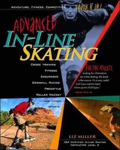 9780071354486: Advanced In-Line Skating