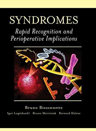 9780071354554: Syndromes: Rapid Recognition and Perioperative Implications
