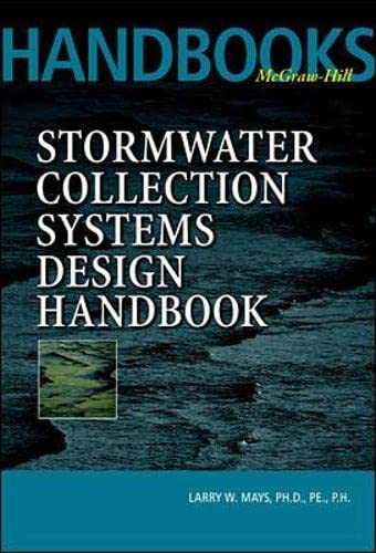 9780071354714: Stormwater Collection Systems Design Handbook