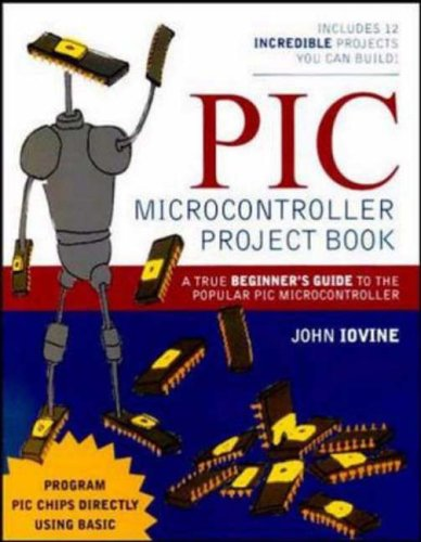 9780071354790: PIC Microcontroller Project Book (TAB Electronics Technical Library)