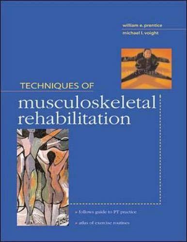 9780071354981: Techniques in Musculoskeletal Rehabilitation