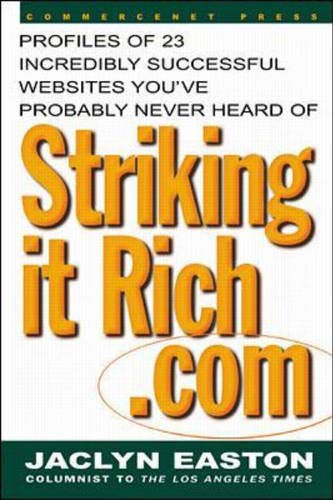 9780071355797: StrikingitRich.Com:  Profiles of 23 Incredibly Successful Websites You've Probably Never Heard Of