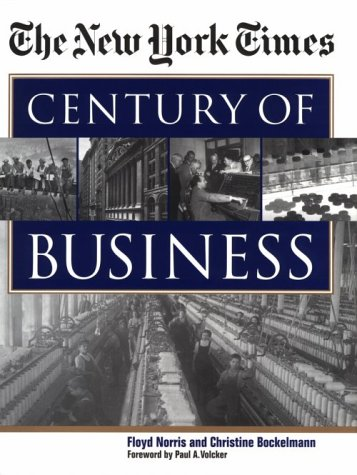 9780071355896: The New York Times Century of Business