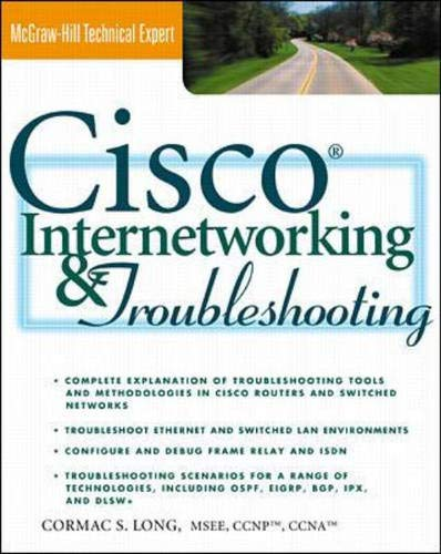 9780071355988: Cisco Internetworking and Troubleshooting