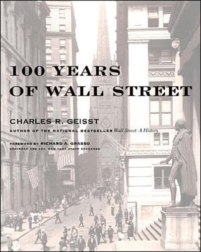 9780071356190: 100 Years of Wall Street