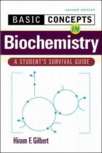 9780071356572: Basic Concepts in Biochemistry: A Student's Survival Guide