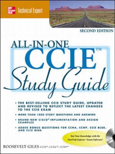 9780071356763: Cisco CCIE All-In-One Study Guide