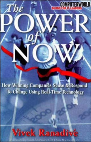 9780071356848: Power of Now: How Winning Companies Sense and Respond to Change in Real Time ([Computerworld])