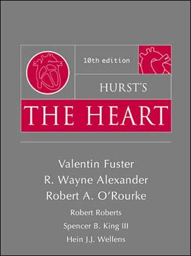 9780071356947: Hurst's The Heart