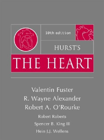 9780071356954: Hurst's The Heart, 10th Edition