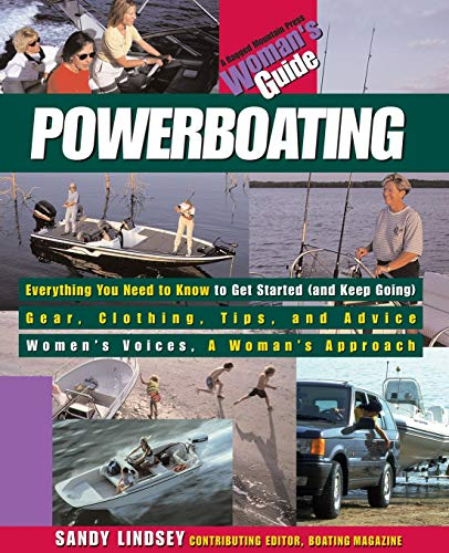 9780071357029: Powerboating: A Woman's Guide (Ragged Mountain Press Woman's Guide)