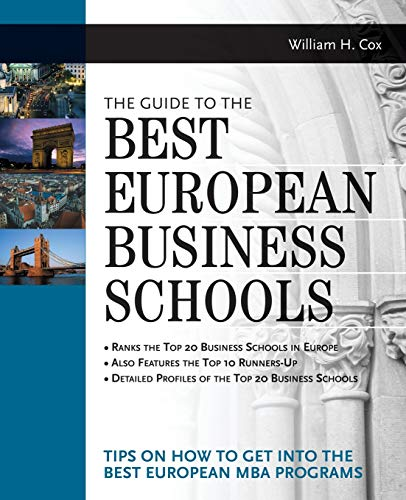 9780071357203: The Guide to Best European Business Schools