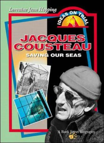 9780071357418: Jacques Cousteau: Explorer of the Deep Seas (Ideas on Trial)