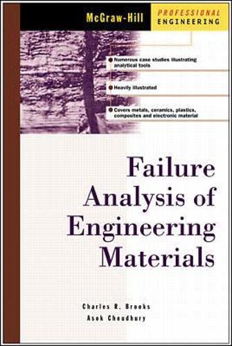 9780071357586: Failure Analysis of Engineering Materials (McGraw-Hill Professional Engineering)