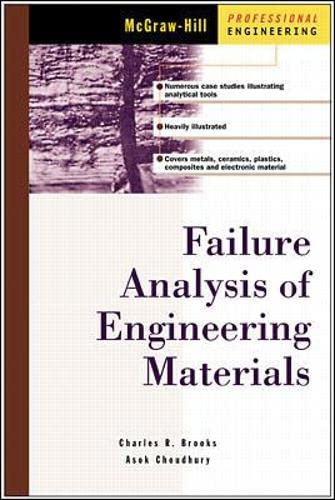 9780071357586: Failure Analysis of Engineering Materials (McGraw-Hill Professional Engineering)