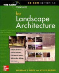 9780071357623: Time-Saver Standards for Landscape Architecture