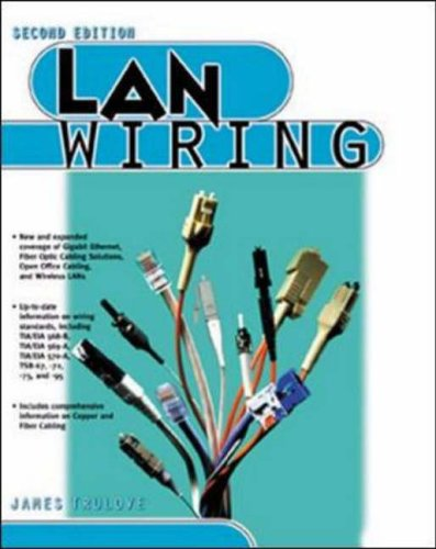 9780071357760: LAN Wiring: An Illustrated Network Cabling Guide (McGraw-Hill Telecommunications)