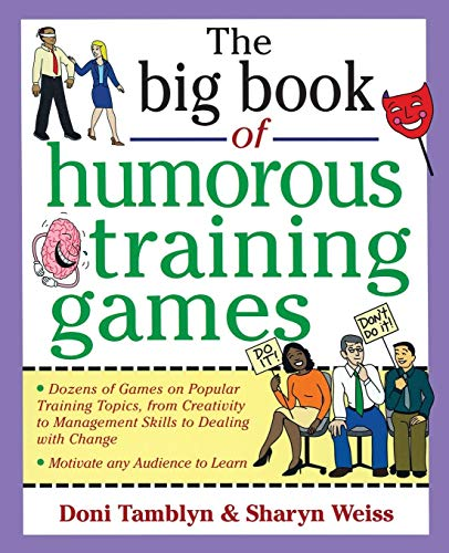 9780071357807: The Big Book of Humorous Training Games
