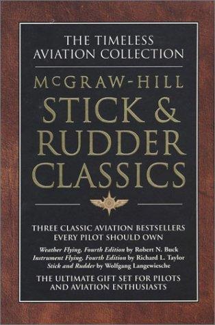 9780071357845: Stick and Rudder Classics (Stick & Rudder Classics Box Set)