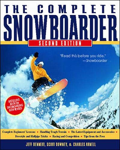 9780071357876: The Complete Snowboarder