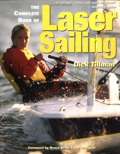 9780071357883: Complete Book of Laser Sailing