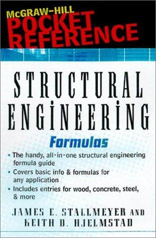 9780071357906: Structural Engineering Formulas
